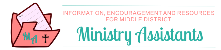 MDBA Ministry Assistants